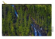 Coastal Waterfall Carry-all Pouch by Robert Bales
