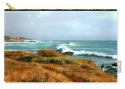 Coastal Waves Roll In To Shore Carry-all Pouch