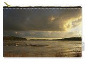 Coastal Winters Afternoon Carry-all Pouch