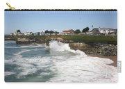 Coastline  Santa Cruz -  California Carry-all Pouch