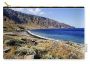 Coastline Of Hierro Island Carry-all Pouch