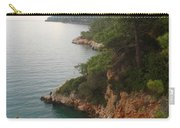 Coastline Of Turkey Carry-all Pouch