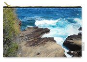 Coastline Splendor Carry-all Pouch