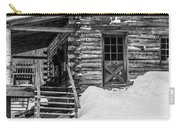 Slayton Pasture Cobber Cabin Trapp Family Lodge Stowe Vermont Carry-all Pouch