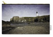 Cobble Beach At Yaquina Lighthouse Carry-all Pouch