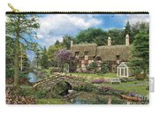 Cobble Walk Cottage Carry-all Pouch