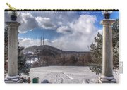 Cobbs Hill Park In Winter Carry-all Pouch