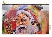 Coca Cola Christmas Bulbs Carry-all Pouch