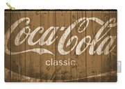 Coca Cola Classic Barn Carry-all Pouch