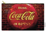 Coca Cola Dylan Quote Carry-all Pouch