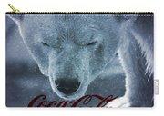 Coca Cola Polar Bear Carry-all Pouch