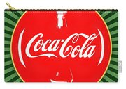 Coca Cola Pop Art  Carry-all Pouch