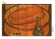 Coca Cola Rusty Sign Carry-all Pouch