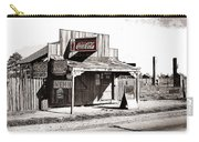 Coca-cola Shack   Alabama Walker Evans Photo Farm Security Administration December 1935-2014 Carry-all Pouch