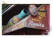Coca Cola Sign Buenos Aires Carry-all Pouch