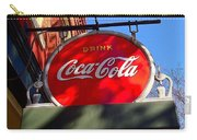 Coca Cola Sign In Georgia Carry-all Pouch
