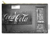 Coca-cola Sign Carry-all Pouch