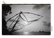 Dusk Over Cochin Carry-all Pouch