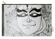Cochin Portrait Carry-all Pouch