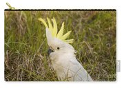 Cockatoo Portrait  Carry-all Pouch