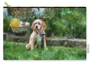 Cocker Spaniel Outside 05 Carry-all Pouch