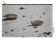 Cockle Shells On Little Island Carry-all Pouch