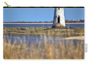 Cockspur Lighthouse In The Sanannah River Carry-all Pouch
