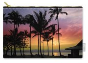 Coconut Island Sunset - Hawaii Carry-all Pouch