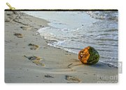 Coconut On The Sand Carry-all Pouch