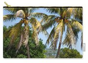 Coconut Palm Trees In Key West Carry-all Pouch