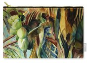 Coconuts And Palm Fronds 5-16-11 Julianne Felton Carry-all Pouch