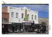 Cody Wyoming Theater Carry-all Pouch