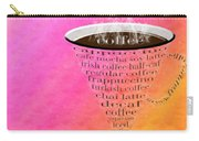 Coffee Cup The Jetsons Sorbet Carry-all Pouch