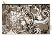 Coffee Flowers 8  Carry-all Pouch