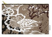 Coffee Flowers 9 Carry-all Pouch