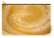 Coffee In Yellow Carry-all Pouch