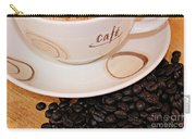 Coffee Rush Carry-all Pouch