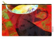 Coffee Time My Time 5d24472m12 Carry-all Pouch