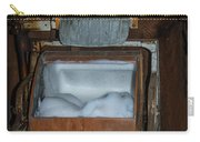 Coffield Washer Carry-all Pouch by Robert Bales