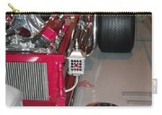 Coffin Car Carry-all Pouch