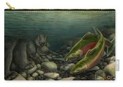 Coho Fishing Carry-all Pouch