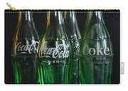 Coke Bottles From The 1950s Carry-all Pouch