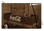 Coke Wagon Carry-all Pouch