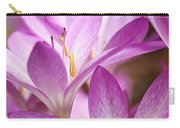 Colchicum Curves Carry-all Pouch