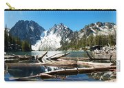 Colchuck Lake Panorama Carry-all Pouch