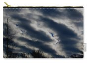 Cold Cloudscape Carry-all Pouch