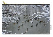 Cold Ducks Carry-all Pouch