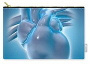 Cold Heart Carry-all Pouch