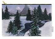 Cold Mountain Brook Carry-all Pouch