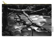 Cold Mountain Stream Hdr Work #1 Carry-all Pouch